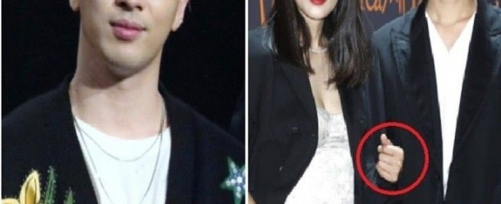 유부남 가수와 대놓고 썸타 난리난 아이돌 ㄷㄷ